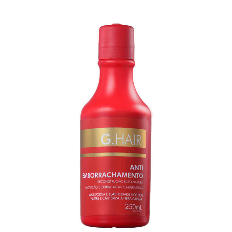 G.Hair Antiemborrachamento - Tratamento Reconstrutor 250ml