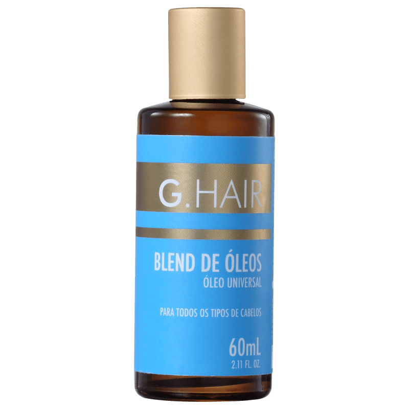 G.Hair Blend - Óleo Capilar 60ml