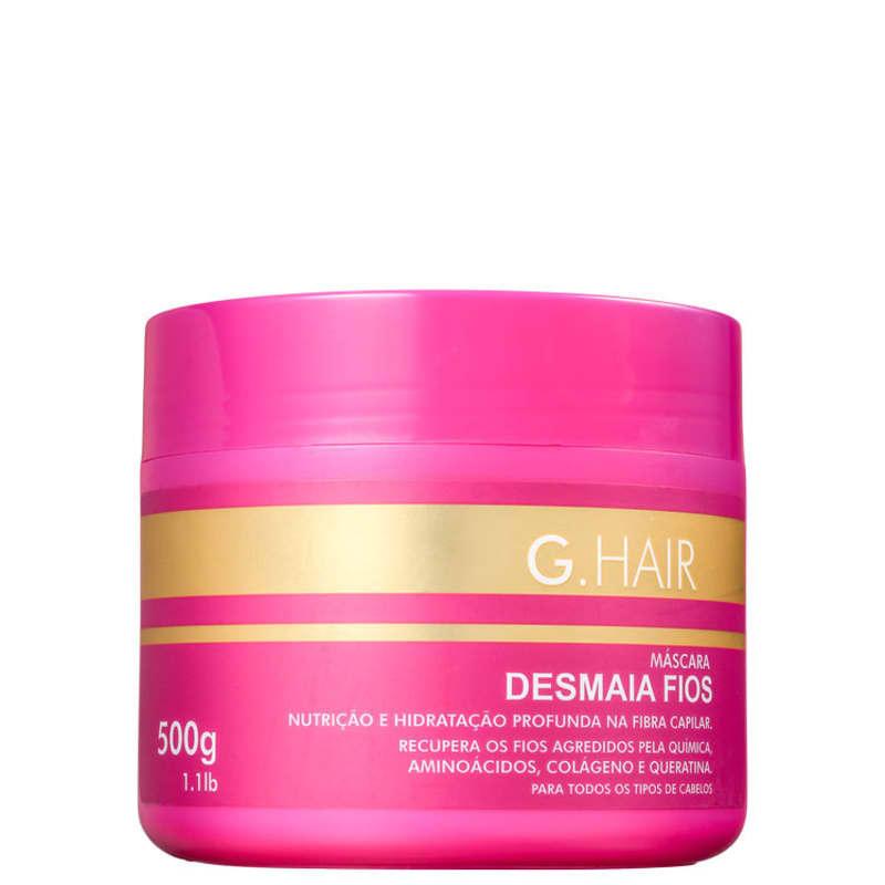 G.Hair Desmaia Fios - Máscara Capilar 500g