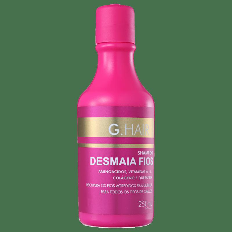 G.Hair Desmaia Fios - Shampoo sem Sal 250ml