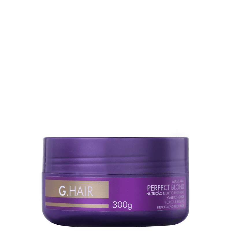 G.Hair Perfect Blond - Máscara Matizadora 300g