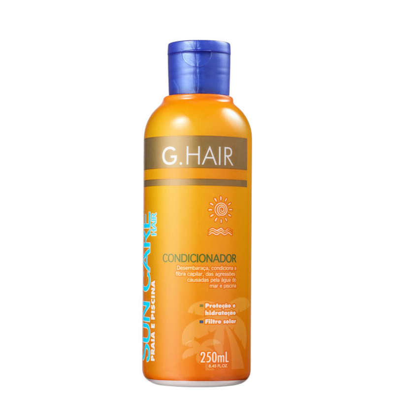 G.Hair Sun Care - Condicionador 250ml