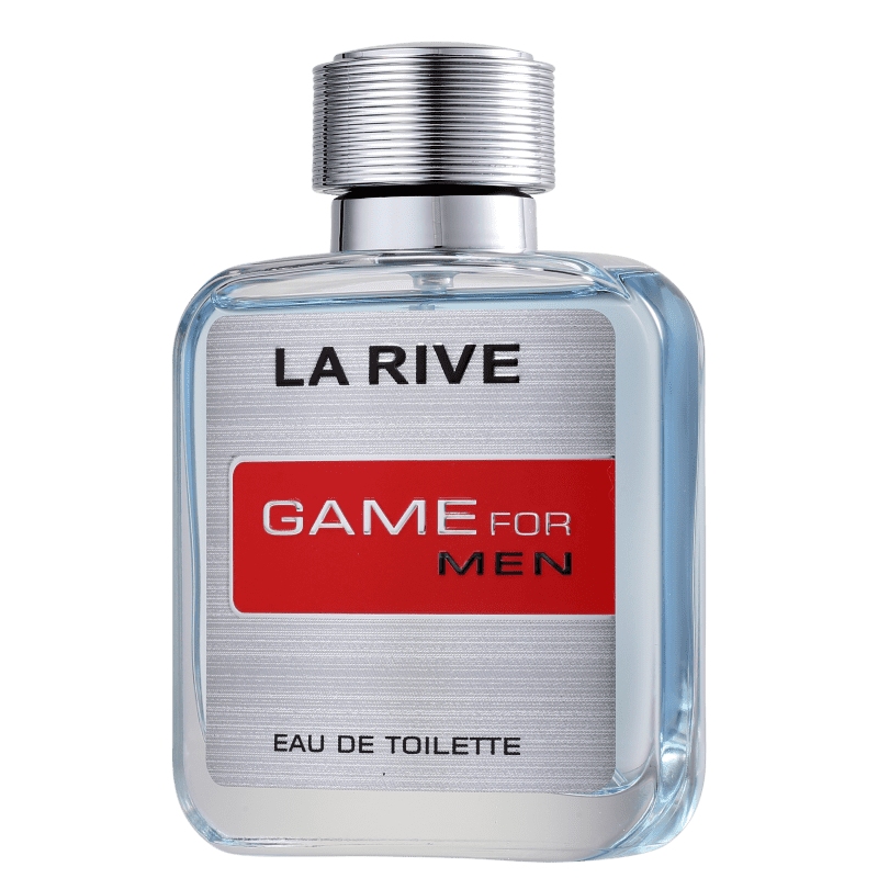Game For Man La Rive Eau de Toilette - Perfume Masculino 100ml