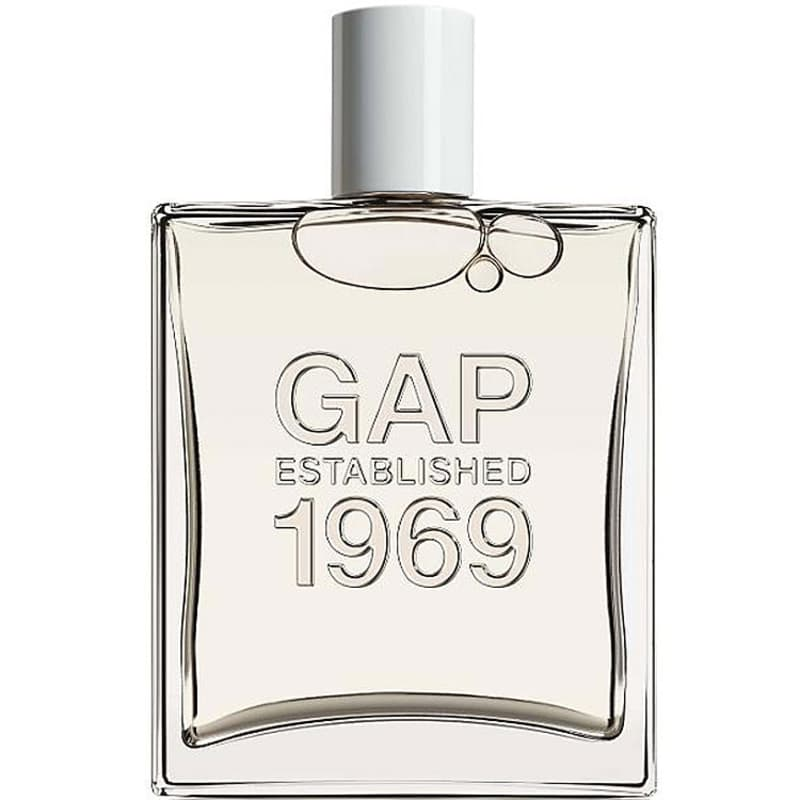 Established 1969 Woman Gap Eau de Toilette - Perfume Feminino 50ml