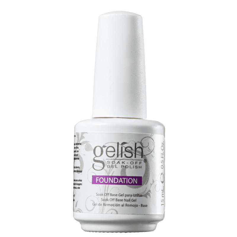 Gelish Soak-Off Gel - Base Incolor 15ml