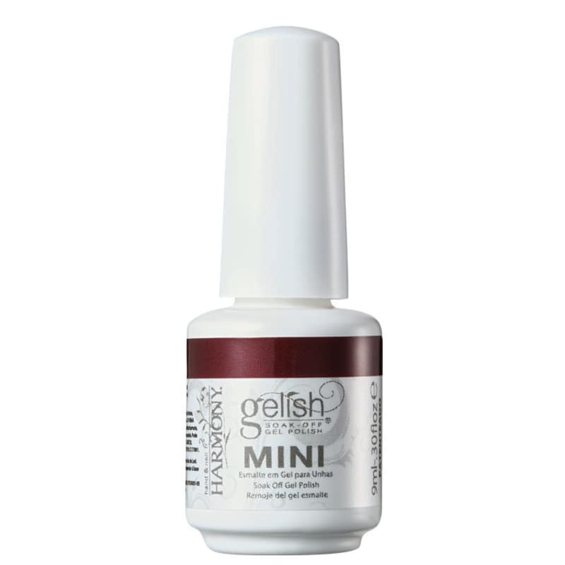 Gelish Soak Off Gel Gone Rouge - Esmalte Cremoso 9ml