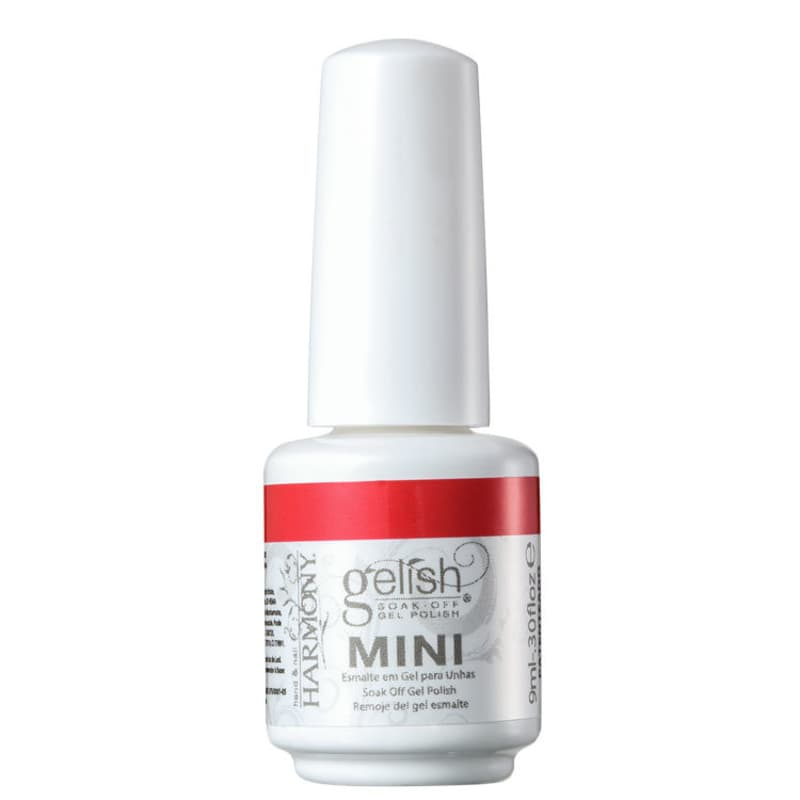 Gelish Soak Off Gel Mini Hot Hot Tamale - Esmalte Cremoso 9ml