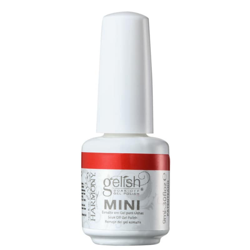 Gelish Soak Off Gel Mini Orange You Glad - Esmalte Cremoso 9ml