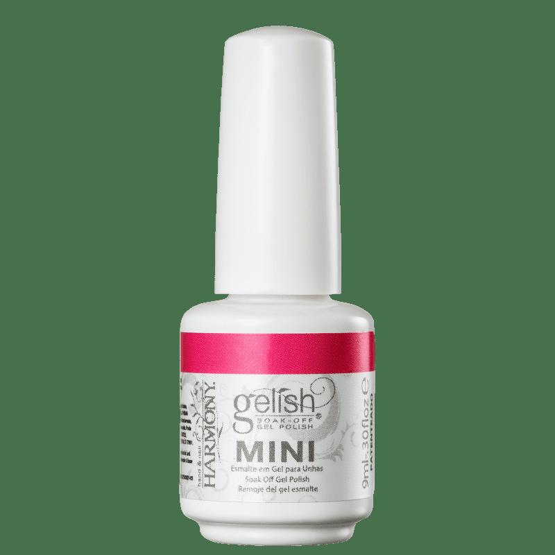 Gelish Soak Off Gel Mini Pink Flame Ingo - Esmalte Cremoso 9ml