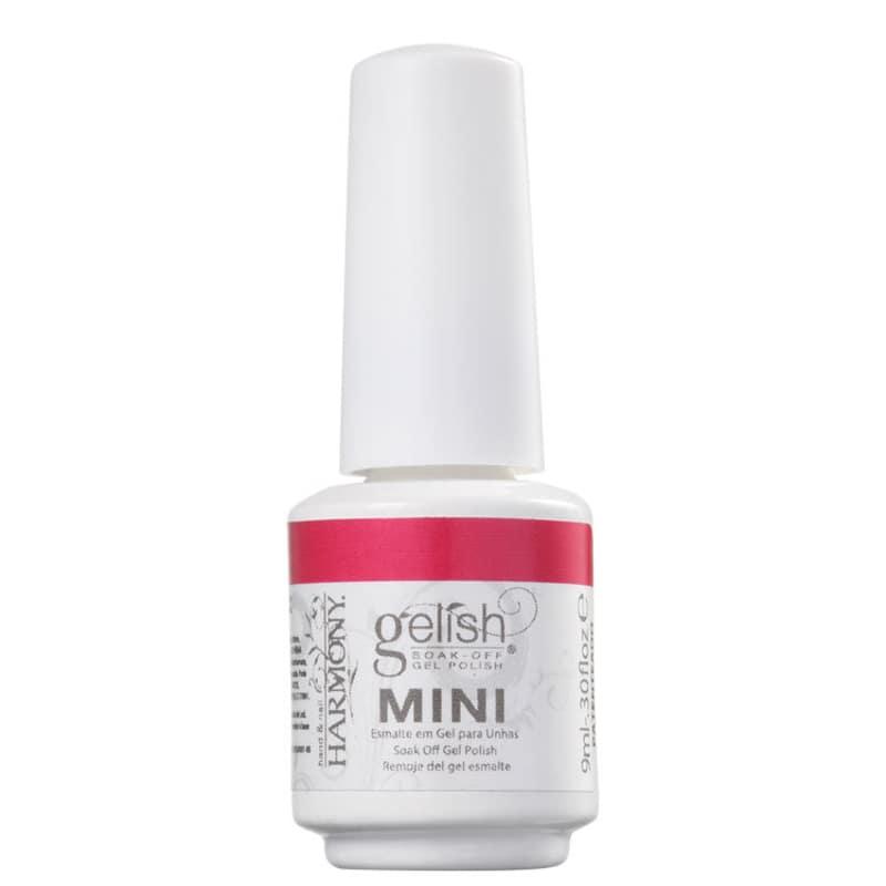 Gelish Soak Off Gel Mini Prettier In Pink - Esmalte Cremoso 9ml
