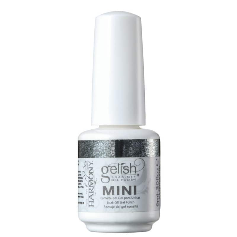 Gelish Soak Off Gel Mini Time To Shine - Esmalte Glitter 9ml