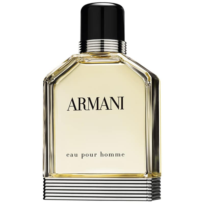 Armani Eau Pour Homme Giorgio Armani Eau de Toilette - Perfume Masculino 100ml