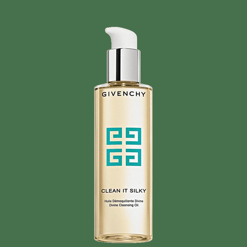 Givenchy Clean It Silky Divine - Óleo de Limpeza Facial 200ml