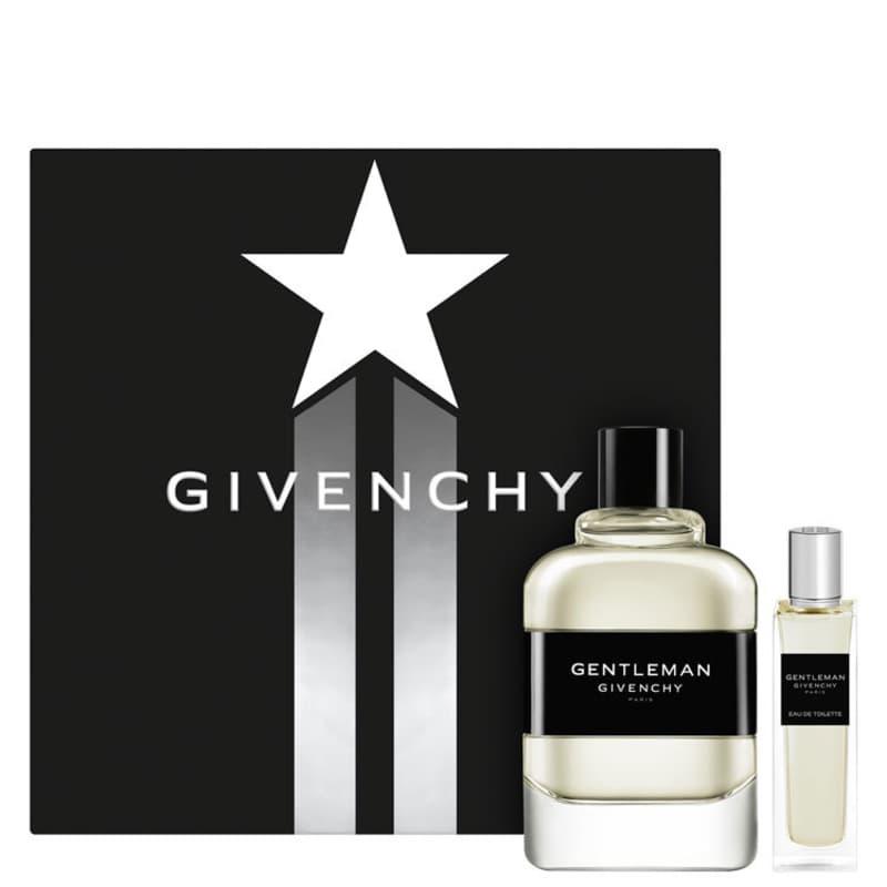 Conjunto Gentleman Givenchy Masculino - Eau de Toilette 100ml + Travel Size 15ml
