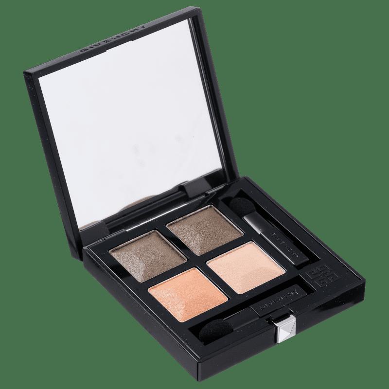 Givenchy Prisme Quatuor 6 Confidence - Paleta de Sombras 4g