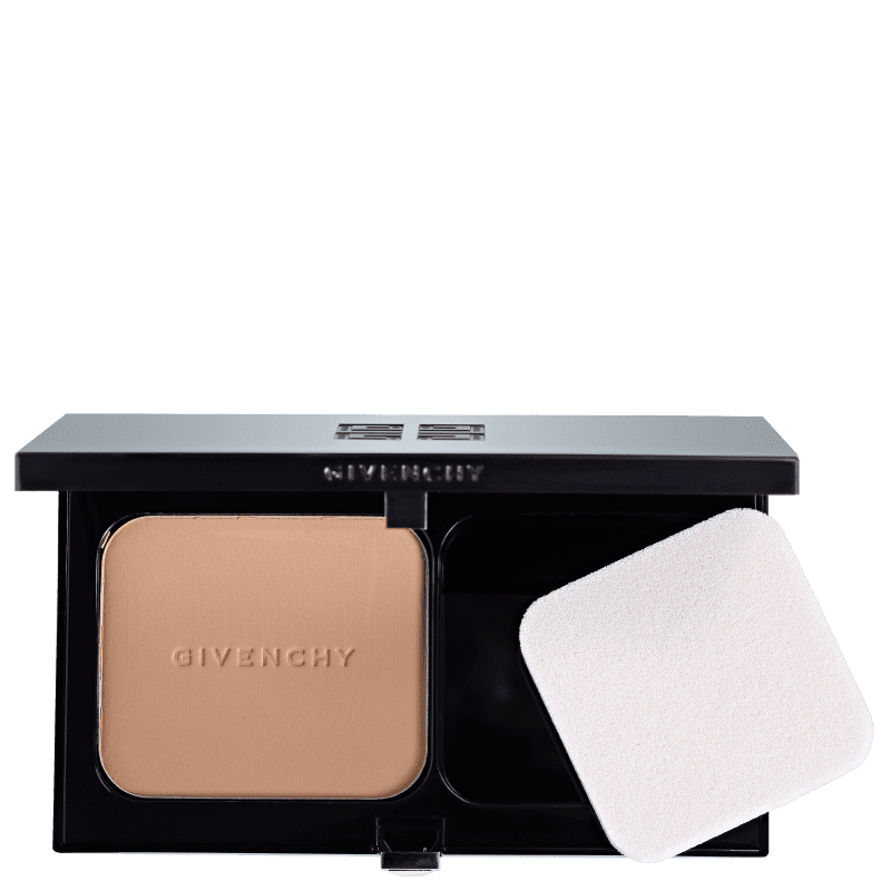 Givenchy Matissime Velvet Compact N03 Mat Pearl - Base Compacta 9g
