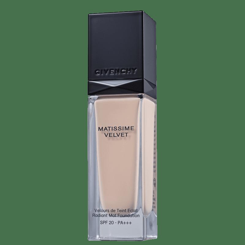 Givenchy Matissime Velvet Fluid FPS 20 N03 Mat Sand - Base Líquida 30ml