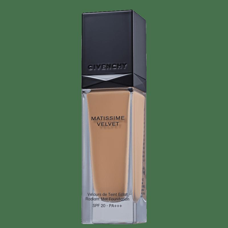 Givenchy Matissime Velvet Fluid FPS 20 N07 Mat Ginger - Base Líquida 30ml