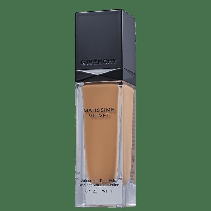 Givenchy Matissime Velvet Fluid FPS 20 N08 Mat Amber - Base Líquida 30ml