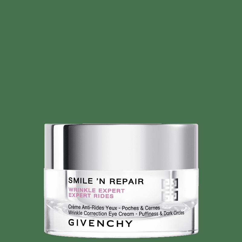 Givenchy Smile'N Repair Wrinkle Expert Correction Eye Cream - Anti-Idade para Área dos Olhos 15ml