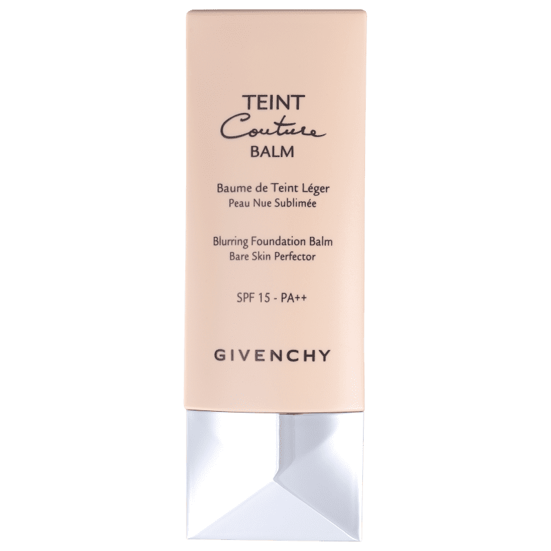 Givenchy Teint Coture Balm FPS 15 01 Nude Porcelain - Base Líquida 30ml
