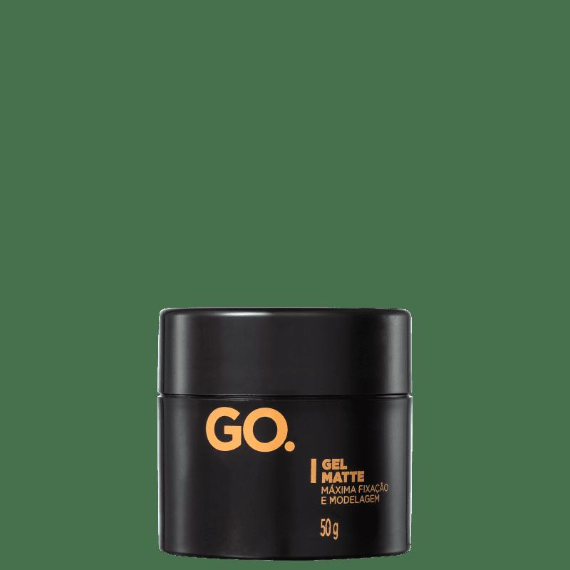 GO Man Matte - Gel Fixador 50g