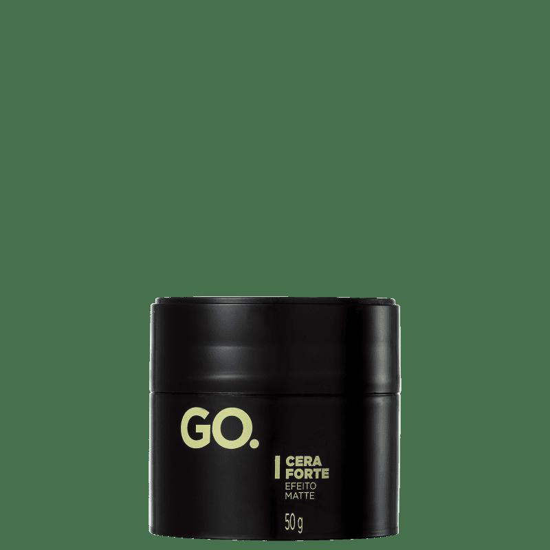GO Man Forte - Cera Modeladora 50g