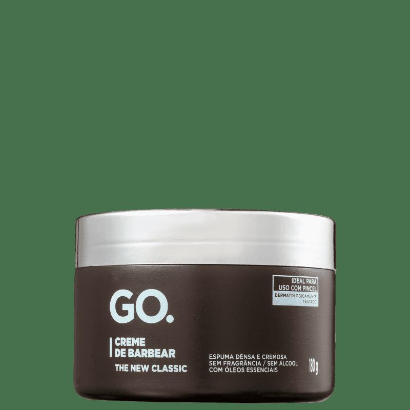Go Man The New Classic - Creme de Barbear 180g