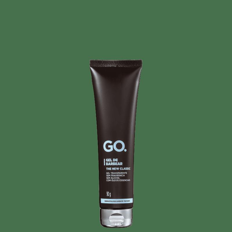 Go Man The New Classic - Gel de Barbear 90g