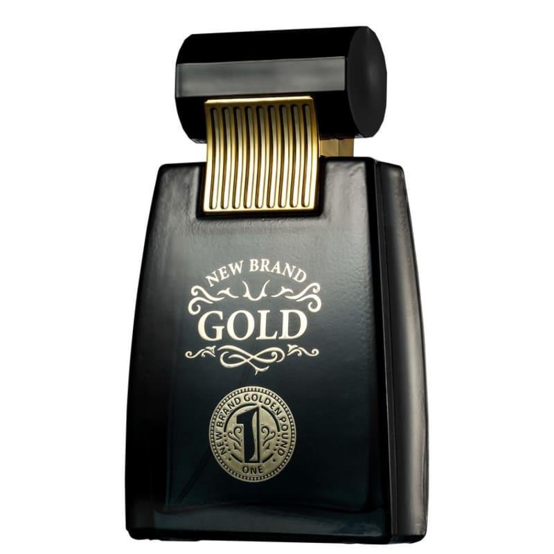 Gold New Brand Eau de Toilette - Perfume Masculino 100ml