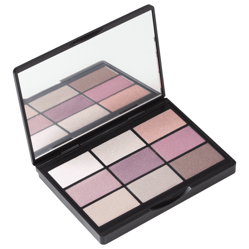 GOSH 9 Shades 001 To Enjoy In New York - Paleta de Sombras 10g