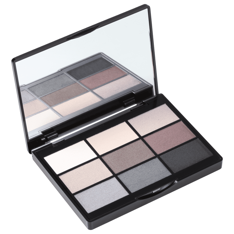 GOSH 9 Shades 004 To Be Cool In Copenhagen - Paleta de Sombras 10g