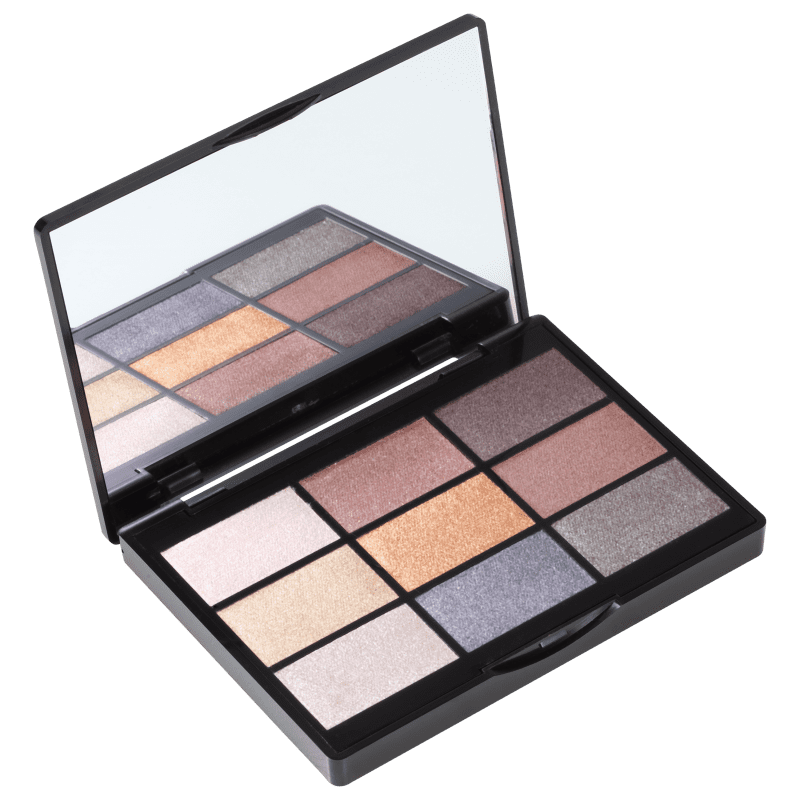GOSH 9 Shades 005 To Party in London - Paleta de Sombras 10g