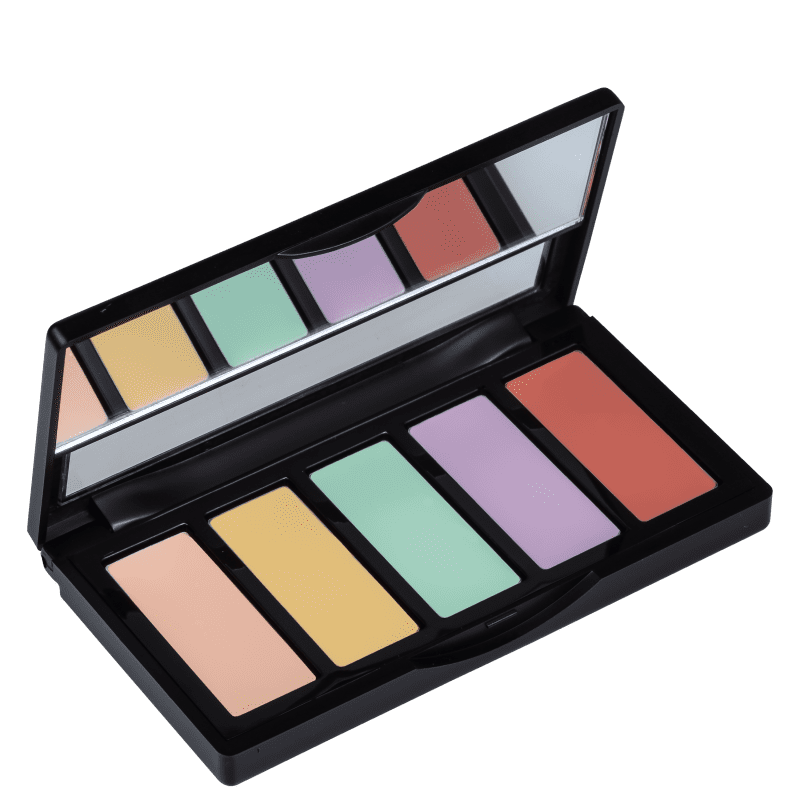 GOSH Colour Corrector Kit 001 Colour Mix - Paleta de Corretivos 5g
