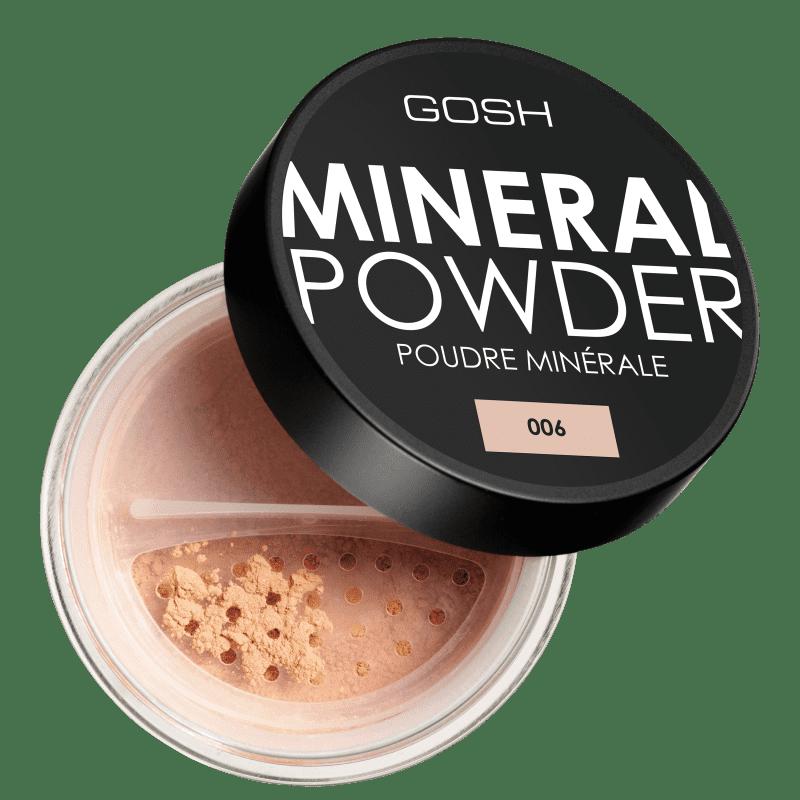 GOSH Mineral Powder Honey - Pó Solto 8g