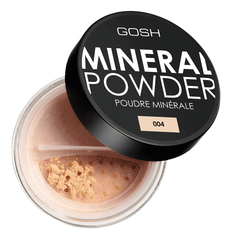 GOSH Mineral Powder Natural - Pó Solto 8g