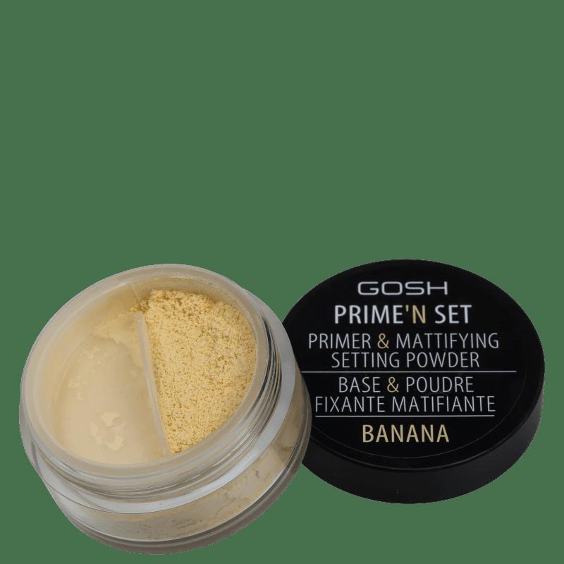 GOSH Prime'n Set 002 - Pó Banana 7g