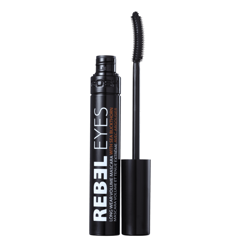 GOSH Rebel Eyes Black - Máscara para Cílios 10ml