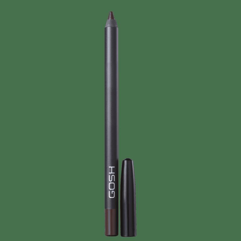 GOSH Velvet Touch Eye Pencil Truly Brown - Lápis de Olho 1,2g