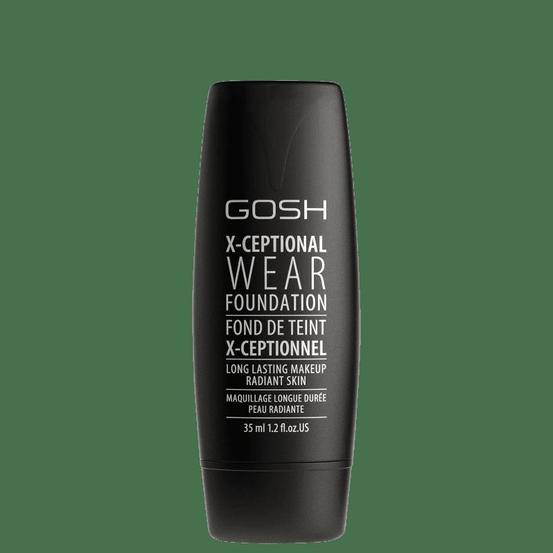 GOSH X-Ceptional Wear 19 Chestnut - Base Líquida 35ml