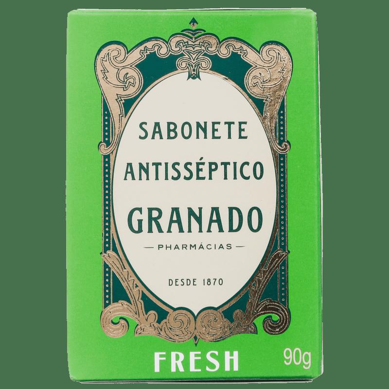 Granado Antisséptica Fresh Antisséptico - Sabonete em Barra Facial 90g