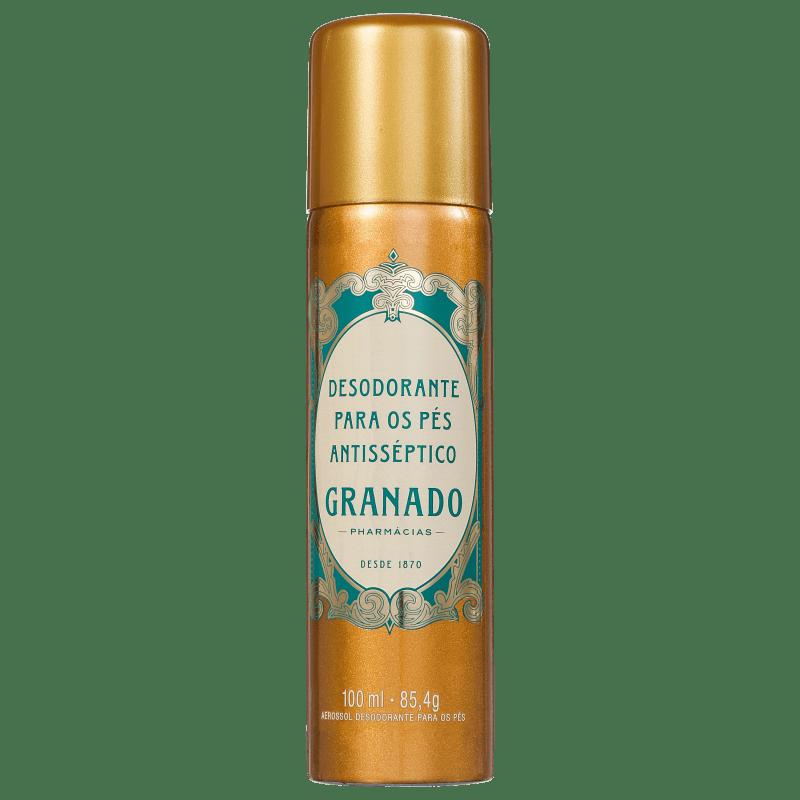 Granado Antisséptica Tradicional Para Os Pés Antisséptico - Desodorante Spray 100ml