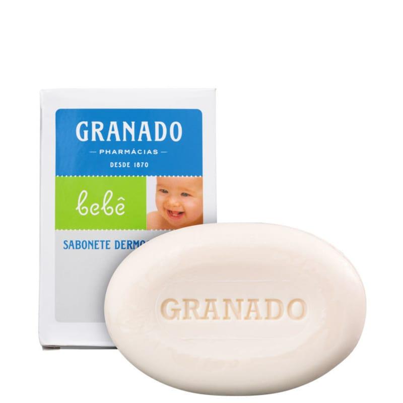 Granado Bebê Dermocalmante Peles Sensíveis - Sabonete em Barra 90g