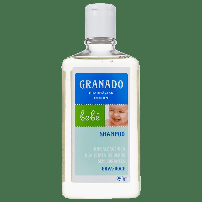 Granado Bebê Erva Doce - Shampoo 250ml