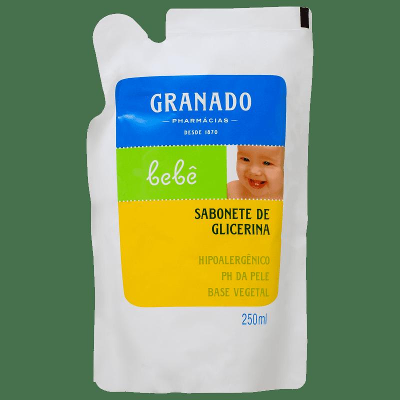 Granado Bebê Glicerina - Sabonete Líquido Refil 250ml