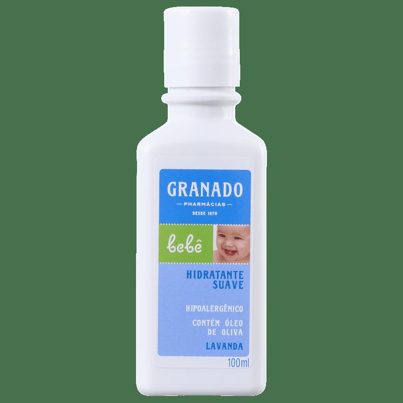 Granado Bebê Suave Lavanda - Hidratante 100ml