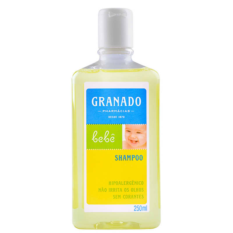 Granado Bebê Tradicional - Shampoo 250ml