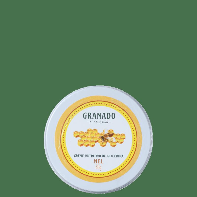 Granado Glicerina Mel - Creme Hidratante Corporal 60g