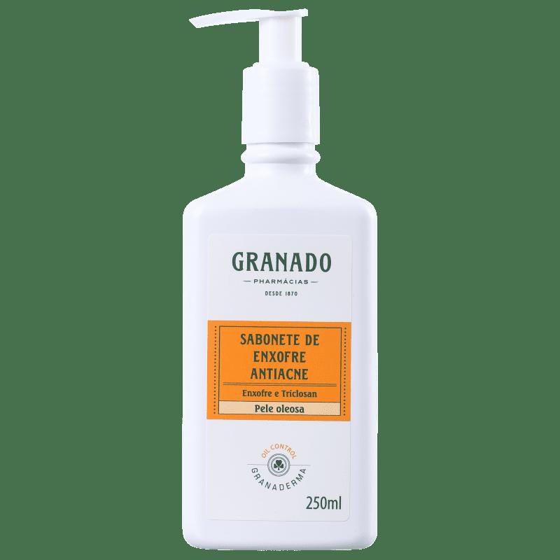Granado Granaderma Oil-Control Enxofre - Sabonete Líquido para Acne 250ml