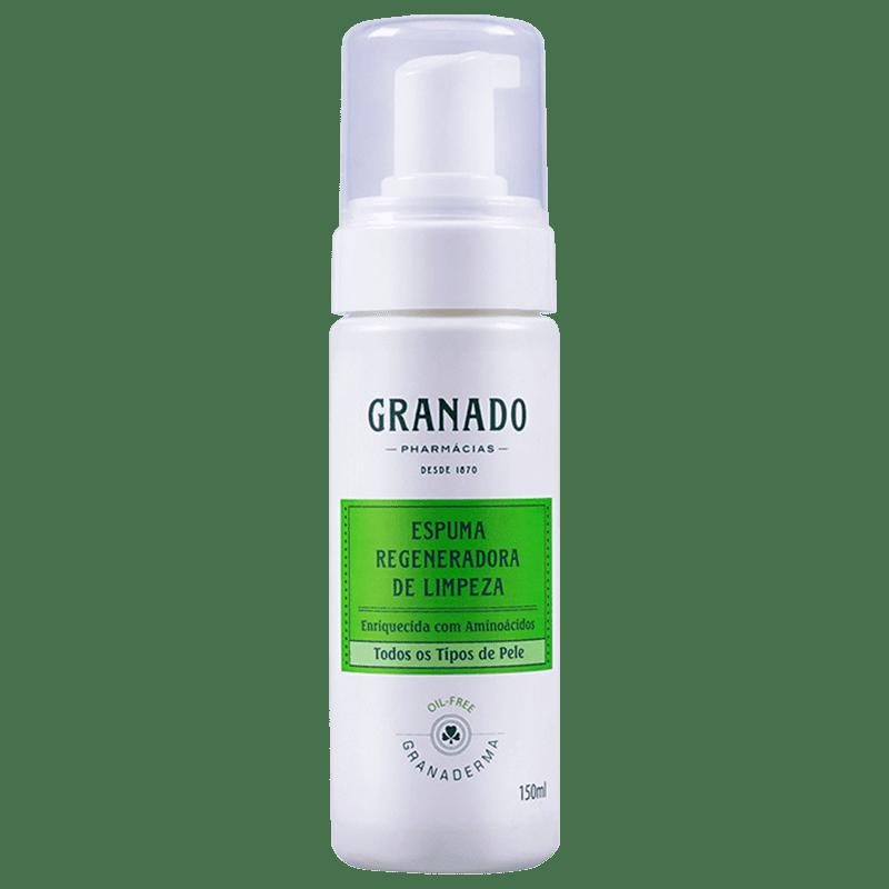 Granado Granaderma Oil-Free - Espuma de Limpeza Regeneradora 150ml